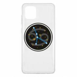 Чохол для Samsung Note 10 Lite Constellation cancer