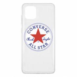 Чохол для Samsung Note 10 Lite Converse