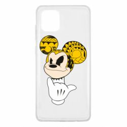 Чохол для Samsung Note 10 Lite Cool Mickey Mouse
