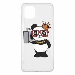 Чохол для Samsung Note 10 Lite Cool panda