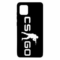 Чехол для Samsung Note 10 Lite Counter Strike GO