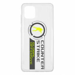 Чохол для Samsung Note 10 Lite Counter Strike Offensive