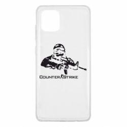 Чехол для Samsung Note 10 Lite Counter Strike Player