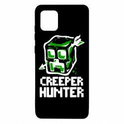 Чехол для Samsung Note 10 Lite Creeper Hunter