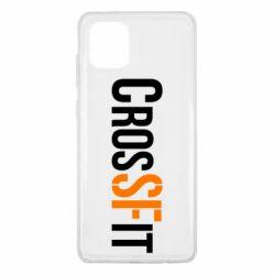 Чохол для Samsung Note 10 Lite CrossFit SF