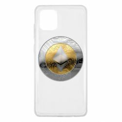 Чехол для Samsung Note 10 Lite Cryptomoneta