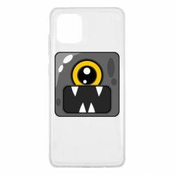 Чохол для Samsung Note 10 Lite Cute black boss