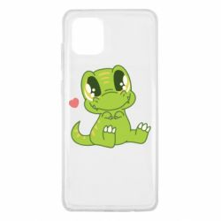Чохол для Samsung Note 10 Lite Cute dinosaur
