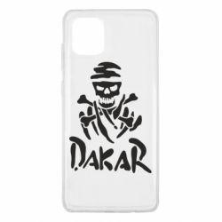 Чохол для Samsung Note 10 Lite DAKAR LOGO