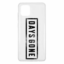 Чохол для Samsung Note 10 Lite Days Gone Logo