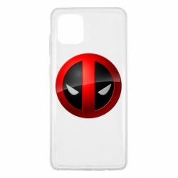 Чохол для Samsung Note 10 Lite Deadpool Logo