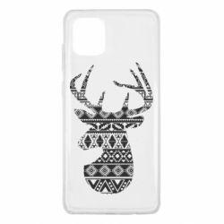 Чохол для Samsung Note 10 Lite Deer from the patterns