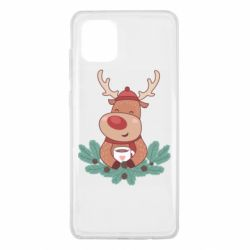 Чехол для Samsung Note 10 Lite Deer tea party