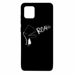 Чохол для Samsung Note 10 Lite Dinosaur roar