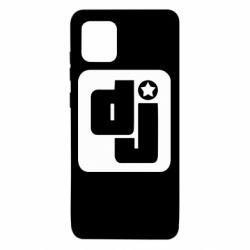 Чехол для Samsung Note 10 Lite DJ star