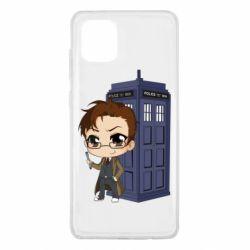 Чохол для Samsung Note 10 Lite Doctor who is 10 season2