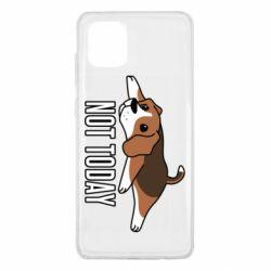 Чехол для Samsung Note 10 Lite Dog not today