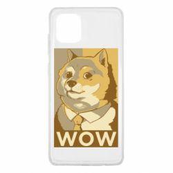 Чохол для Samsung Note 10 Lite Doge wow meme
