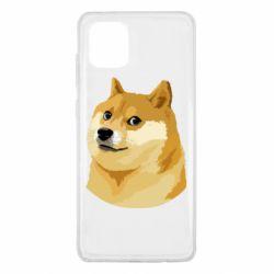 Чохол для Samsung Note 10 Lite Doge