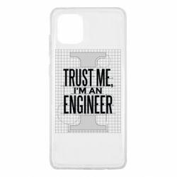 Чохол для Samsung Note 10 Lite Довірся мені я інженер