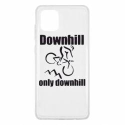 Чохол для Samsung Note 10 Lite Downhill,only downhill