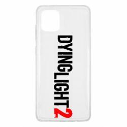 Чохол для Samsung Note 10 Lite Dying Light 2 logo