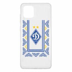Чехол для Samsung Note 10 Lite Dynamo logo and ornament