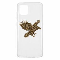 Чехол для Samsung Note 10 Lite Eagle feather