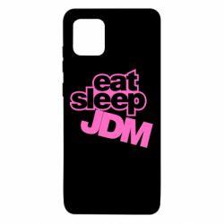 Чехол для Samsung Note 10 Lite Eat sleep JDM