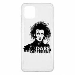 Чохол для Samsung Note 10 Lite Edward Scissorhands