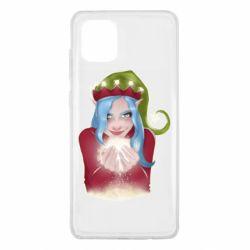 Чехол для Samsung Note 10 Lite Elf girl
