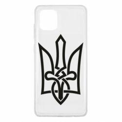 Чехол для Samsung Note 10 Lite Emblem 22