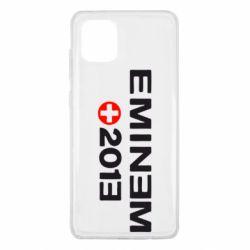 Чохол для Samsung Note 10 Lite Eminem 2013