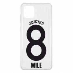 Чехол для Samsung Note 10 Lite Eminem 8 mile