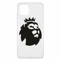 Чохол для Samsung Note 10 Lite English Premier League