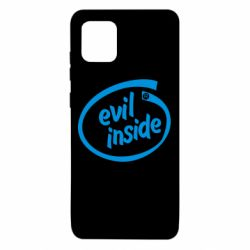 Чехол для Samsung Note 10 Lite Evil Inside