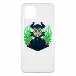 Чехол для Samsung Note 10 Lite Evil Maleficent