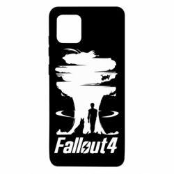 Чехол для Samsung Note 10 Lite Fallout 4 Art