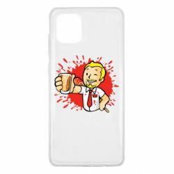 Чохол для Samsung Note 10 Lite Fallout  boy blood