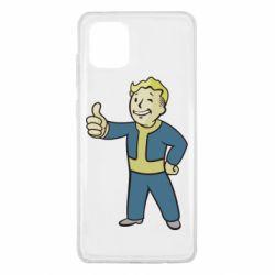 Чехол для Samsung Note 10 Lite Fallout Boy
