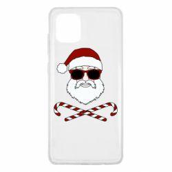 Чохол для Samsung Note 10 Lite Fashionable Santa