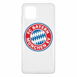 Чохол для Samsung Note 10 Lite FC Bayern Munchen