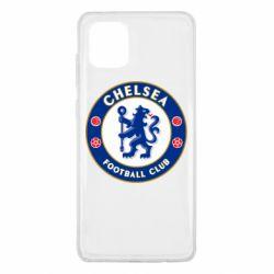 Чехол для Samsung Note 10 Lite FC Chelsea