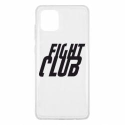 Чохол для Samsung Note 10 Lite Fight Club
