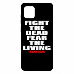 Чохол для Samsung Note 10 Lite Fight the dead fear the living