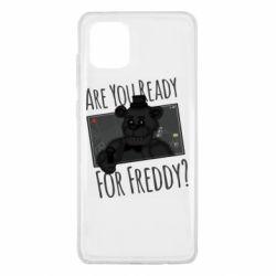 Чехол для Samsung Note 10 Lite Five Nights at Freddy's 1