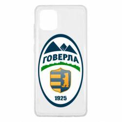 Чехол для Samsung Note 10 Lite ФК Говерла Ужгород