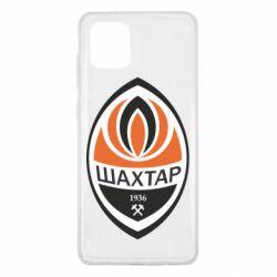 Чехол для Samsung Note 10 Lite ФК Шахтер