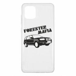 Чехол для Samsung Note 10 Lite Forester Mafia