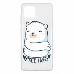 Чохол для Samsung Note 10 Lite Free hugs bear